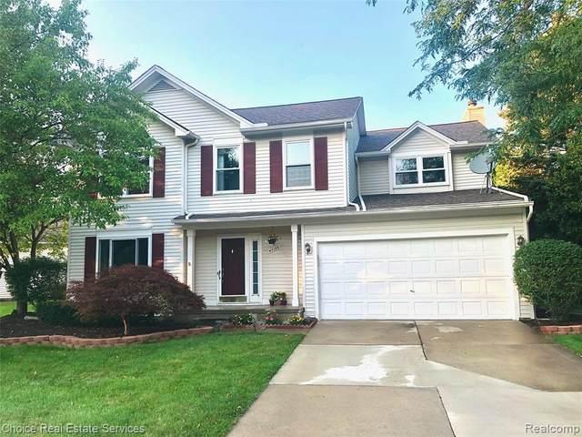 47155 Scarlet Drive S, Novi, MI 48374 (#2210063268) :: Duneske Real Estate Advisors