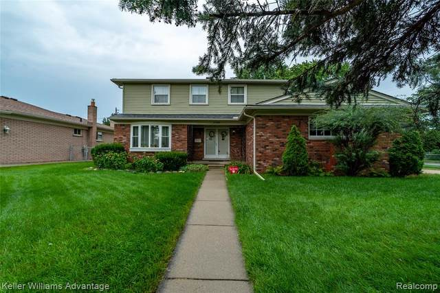 35808 Dearing Drive, Sterling Heights, MI 48312 (#2210063425) :: GK Real Estate Team