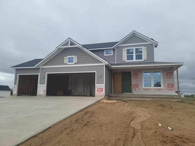 12805 Ridgedale Drive, Allendale Twp, MI 49401 (#65021098568) :: National Realty Centers, Inc