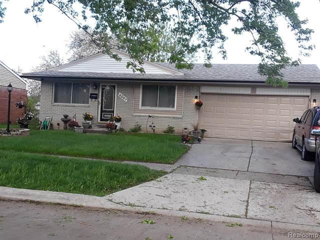 4067 Burton Street, Detroit, MI 48141 (#2210064019) :: GK Real Estate Team