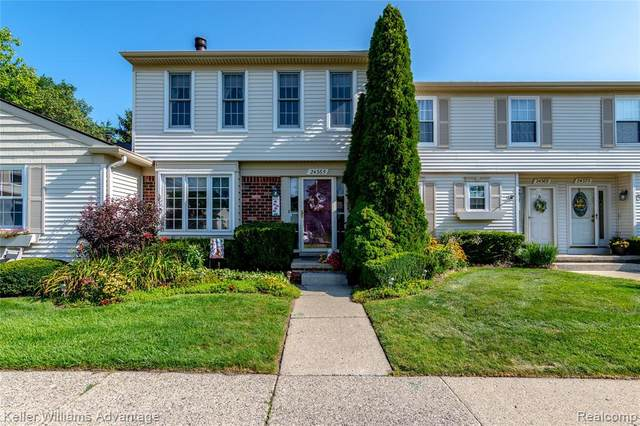 24365 Bashian Drive, Novi, MI 48375 (#2210064222) :: Duneske Real Estate Advisors