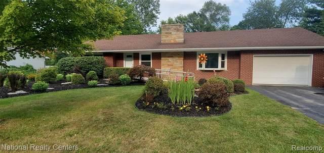 12803 Evelyn Court, Van Buren Twp, MI 48111 (#2210064743) :: GK Real Estate Team