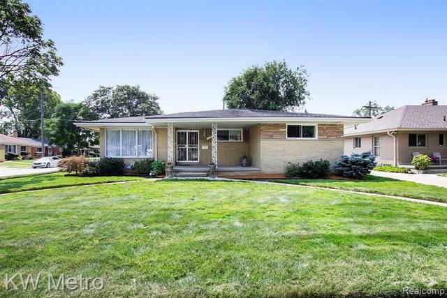13101 Northfield Boulevard, Oak Park, MI 48237 (#2210065126) :: GK Real Estate Team