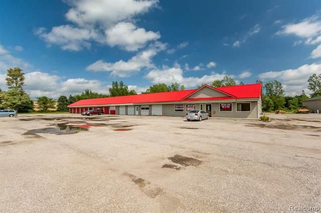 6867 Westside Saginaw Road, Frankenlust Twp, MI 48174 (#2210065279) :: The Vance Group   Keller Williams Domain