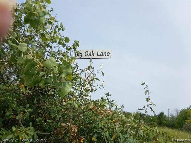 000 Church Road, Imlay Twp, MI 48444 (#2210066610) :: The Vance Group   Keller Williams Domain