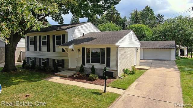 38371 Mason Street, Livonia, MI 48154 (#2210067799) :: The Vance Group | Keller Williams Domain