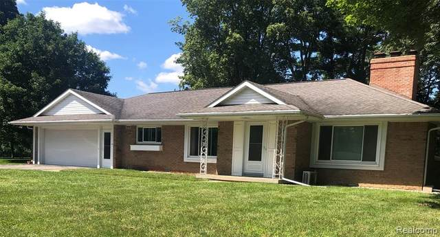 5335 S Sycamore Drive, Burton, MI 48509 (#2210067801) :: GK Real Estate Team