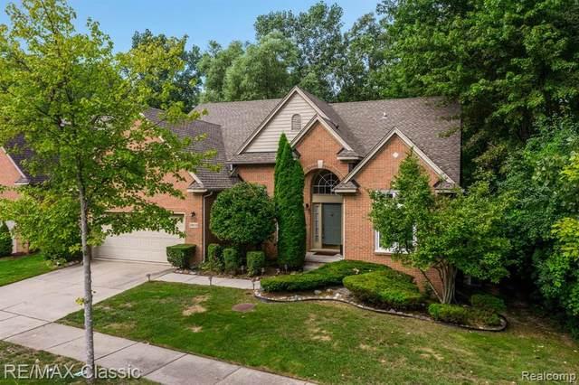 25910 Abbey Drive, Novi, MI 48374 (#2210068034) :: Duneske Real Estate Advisors