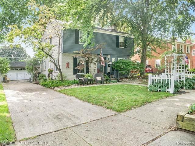 31515 W Chicago Street, Livonia, MI 48150 (#2210068390) :: The Vance Group | Keller Williams Domain