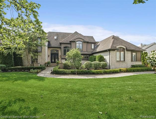 1003 Mcdonald Drive, Northville, MI 48167 (#2210068792) :: Duneske Real Estate Advisors