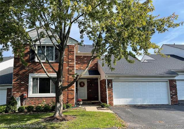1515 Tannahill Lane, Bloomfield Twp, MI 48304 (#2210069674) :: National Realty Centers, Inc