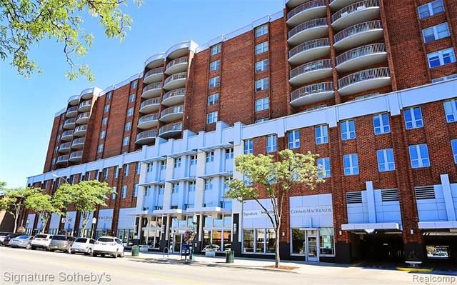 411 S Old Woodward Avenue #618, Birmingham, MI 48009 (#2210070082) :: RE/MAX Nexus