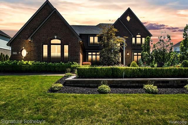 47743 Dunhill Court, Novi, MI 48167 (#2210070335) :: Duneske Real Estate Advisors