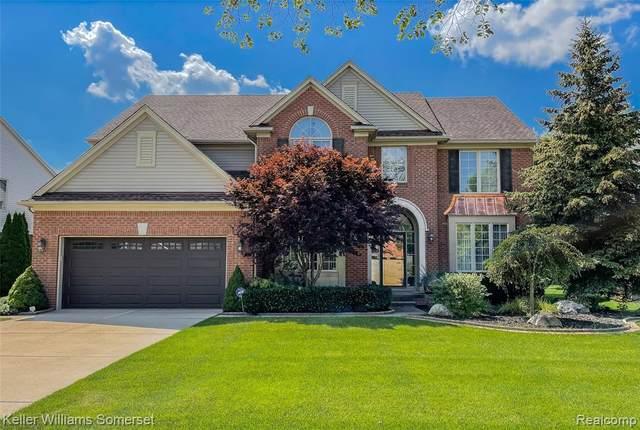 1052 Moran Drive, Rochester, MI 48307 (#2210070336) :: GK Real Estate Team