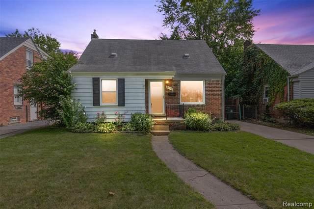 2910 N Altadena Avenue, Royal Oak, MI 48073 (#2210070826) :: GK Real Estate Team