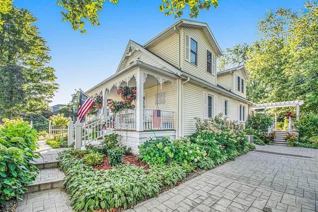 617 W Clay Street, New Buffalo, MI 49117 (#69021102430) :: The Vance Group | Keller Williams Domain