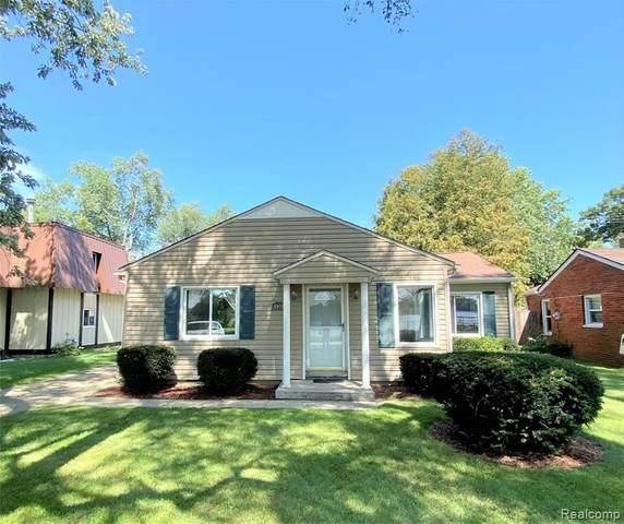 4990 Elizabeth Lake Road, Waterford Twp, MI 48327 (#2210071255) :: GK Real Estate Team