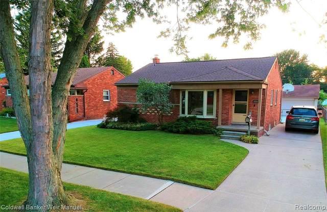 10047 Deering Street, Livonia, MI 48150 (#2210071256) :: The Vance Group | Keller Williams Domain