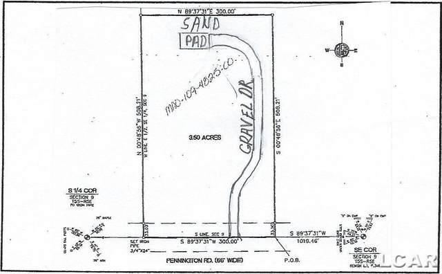 9000 Blk. Pennington Rd, Macon Twp, MI 49286 (#56050053210) :: GK Real Estate Team