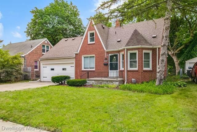 23201 Roanoke Avenue, Oak Park, MI 48237 (#2210072197) :: The Vance Group   Keller Williams Domain