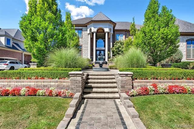20861 Richmond Drive, Novi, MI 48167 (#2210072303) :: Duneske Real Estate Advisors