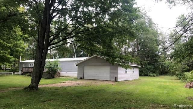 5131 Pine Point Drive, Barryton Vlg, MI 49305 (#2210072401) :: The Vance Group | Keller Williams Domain
