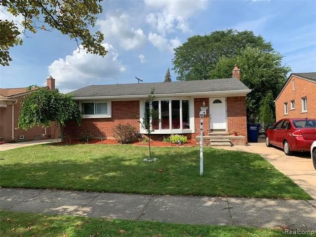 32580 Judy Drive, Westland, MI 48185 (#2210072445) :: The Vance Group | Keller Williams Domain