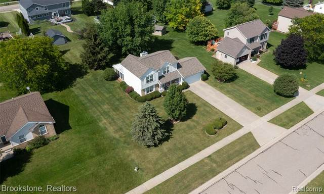 11187 Cathy Drive, Atlas Twp, MI 48438 (#2210072556) :: Real Estate For A CAUSE