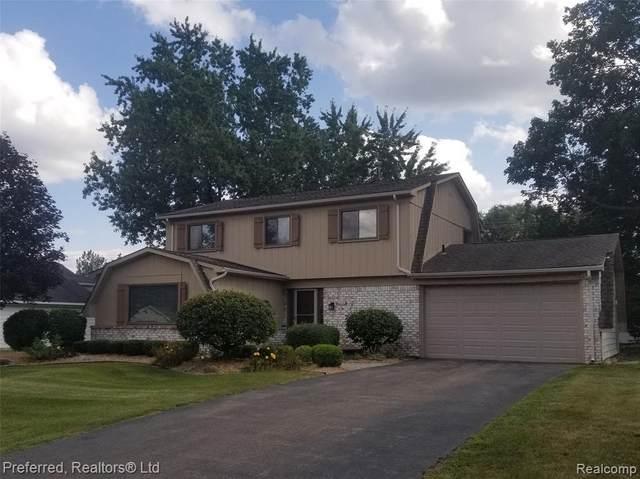 41133 Park Forest Court, Novi, MI 48375 (#2210073065) :: Duneske Real Estate Advisors