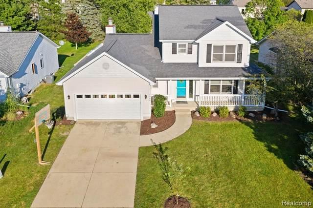 3948 N Windy Heights Drive, Meridian Twp, MI 48864 (#2210073617) :: GK Real Estate Team