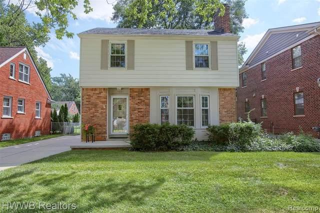 10845 Talbot Avenue, Huntington Woods, MI 48070 (#2210073691) :: GK Real Estate Team
