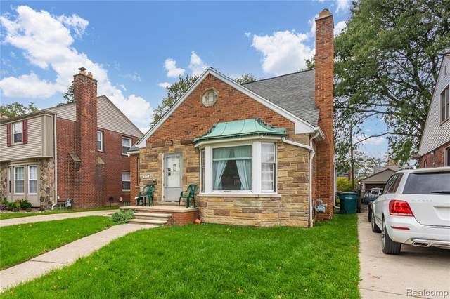 901 N Mildred Street, Dearborn, MI 48128 (#2210073907) :: Keller Williams Advantage