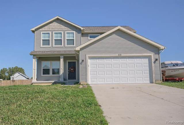 315 E Saphire Street, Morrice Vlg, MI 48857 (#2210074012) :: Real Estate For A CAUSE