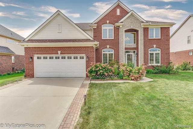 27619 Estrada Lane, Novi, MI 48374 (#2210074167) :: Duneske Real Estate Advisors