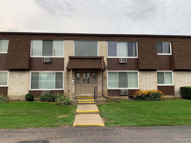 30237 Utica Rd Apt 138E, Roseville, MI 48066 (#2210074427) :: Real Estate For A CAUSE