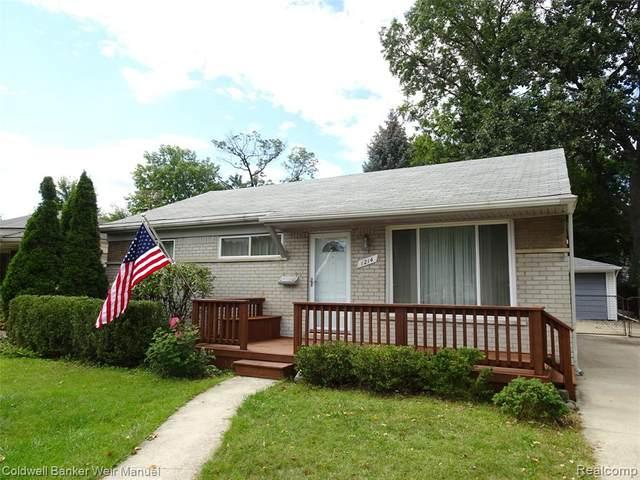 1214 S Wilson Avenue, Royal Oak, MI 48067 (#2210074467) :: GK Real Estate Team
