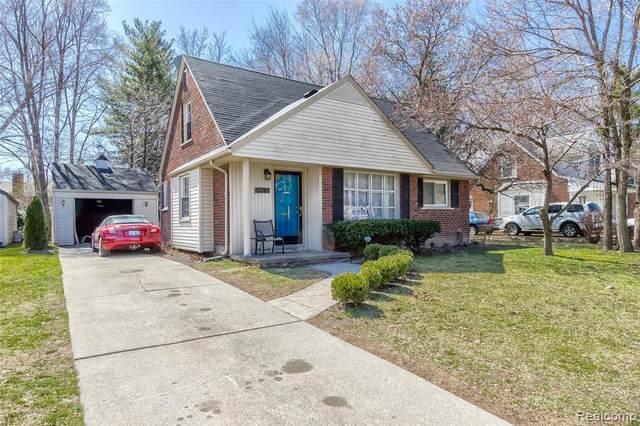 15761 Andover Drive, Dearborn, MI 48120 (#2210074493) :: GK Real Estate Team