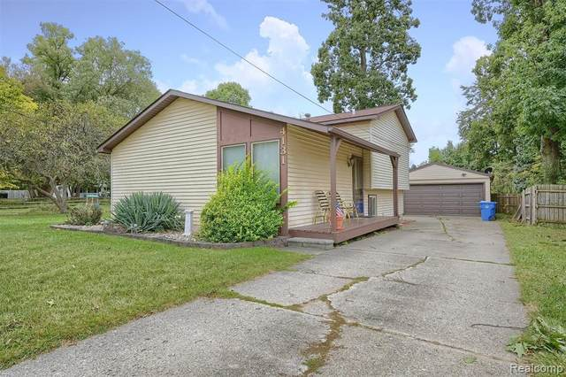 4131 Chenlot Lane, Waterford Twp, MI 48328 (#2210074923) :: Real Estate For A CAUSE