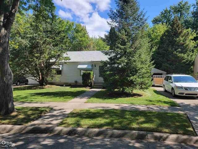 779 Chippewa, Mt. Clemens, MI 48043 (#58050054389) :: The Vance Group | Keller Williams Domain