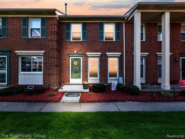 31105 Hoover Road, Warren, MI 48093 (#2210075451) :: GK Real Estate Team