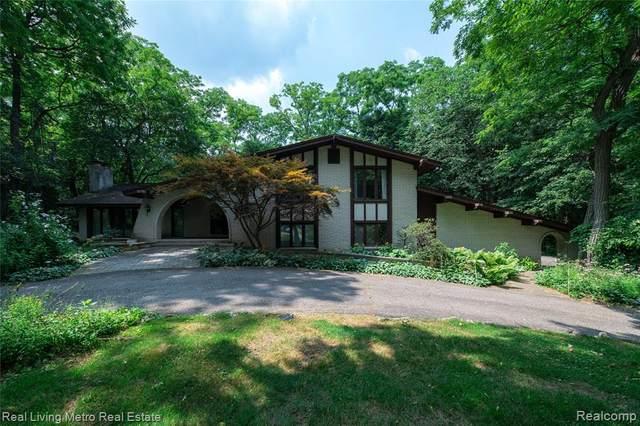 1511 Surria Court, Bloomfield Hills, MI 48304 (#2210075788) :: GK Real Estate Team