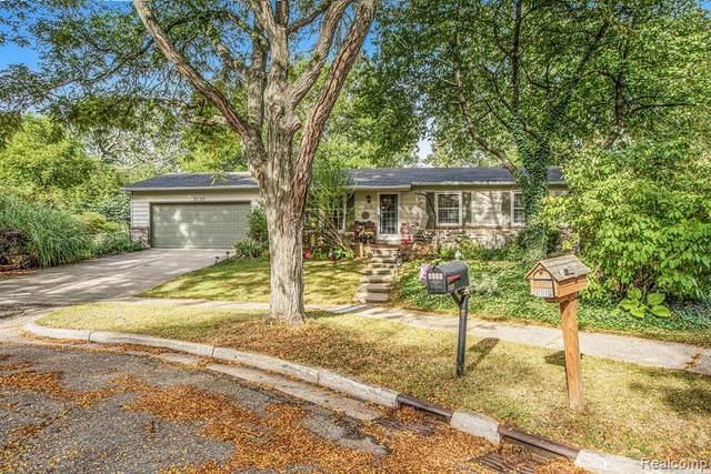 2130 Foss Street, Ann Arbor, MI 48103 (#2210075938) :: GK Real Estate Team