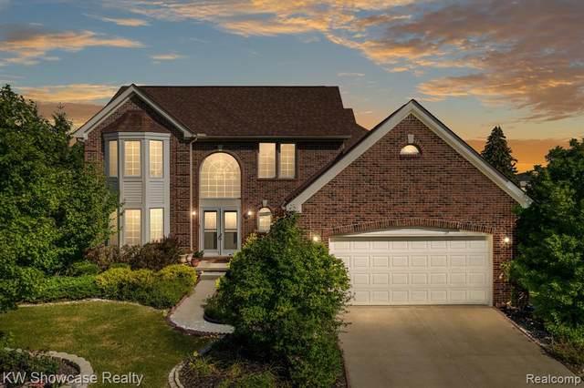 42030 Aspen Drive, Novi, MI 48375 (#2210075960) :: Duneske Real Estate Advisors