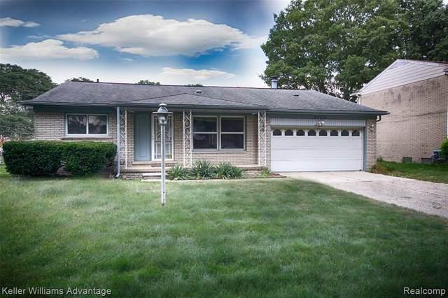 25420 Catalina Street, Southfield, MI 48075 (#2210075965) :: GK Real Estate Team