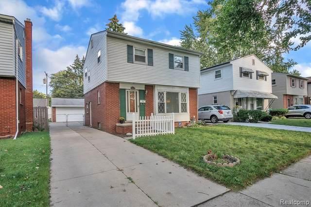 7857 Campbell Street, Taylor, MI 48180 (#2210075980) :: GK Real Estate Team