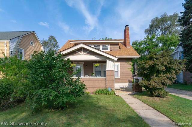336 W Iroquois Road, Pontiac, MI 48341 (#2210076251) :: The Vance Group | Keller Williams Domain