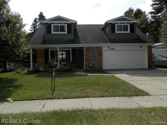 8687 Buffalo Drive, Commerce Twp, MI 48382 (#2210076344) :: GK Real Estate Team