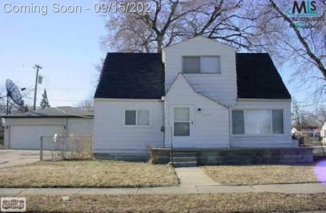 7504 Meadow, Warren, MI 48091 (#58050054769) :: GK Real Estate Team