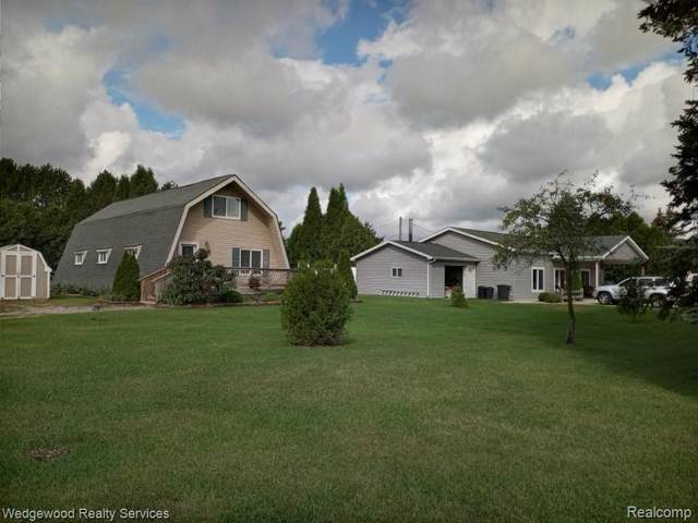 5983 Laur Road, Deerfield Twp, MI 48461 (#2210076398) :: The Vance Group   Keller Williams Domain