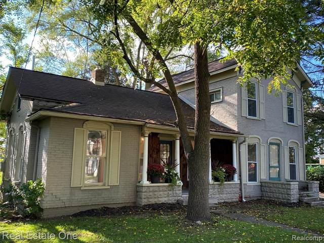 1270 Byron Road, Howell, MI 48843 (#2210076464) :: Real Estate For A CAUSE